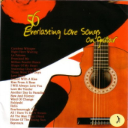 56 Everlasting Love Songs on Guitar Vol 3